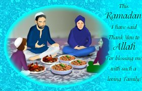 Ramadan Kareem Wishes Greeting