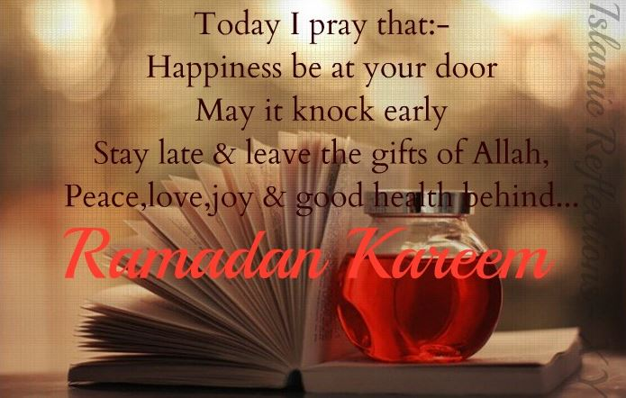 Ramadan Wishes Quotes