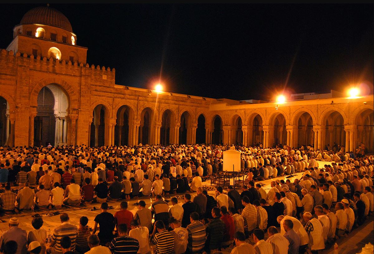 Nightly prayers (Tarawih)