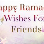 Ramadan Greetings Wishes for Friends