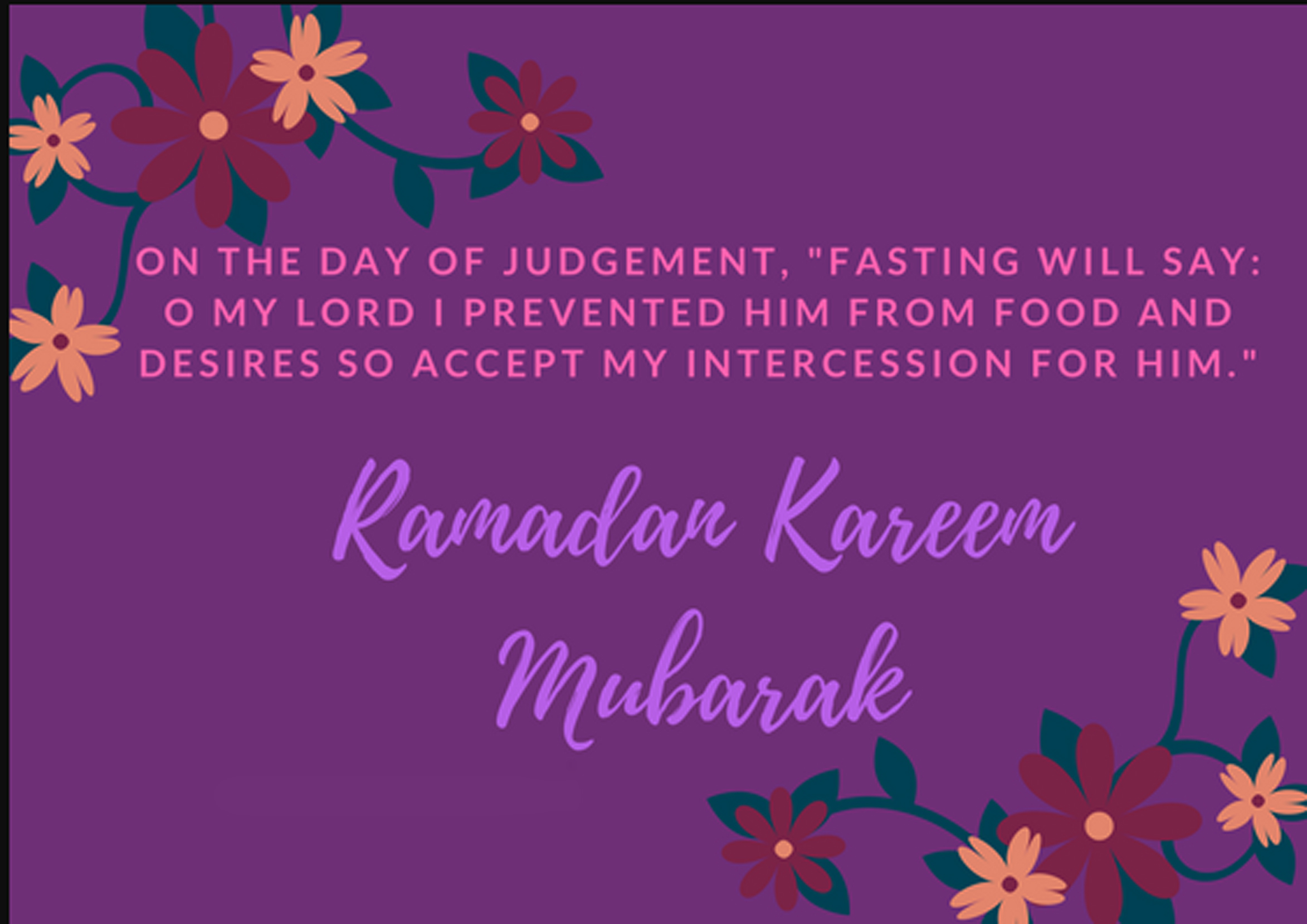 Happy Ramadan Mubarak Quotes