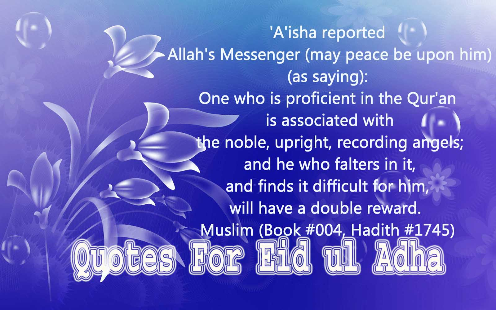 Quotes For Eid ul Adha
